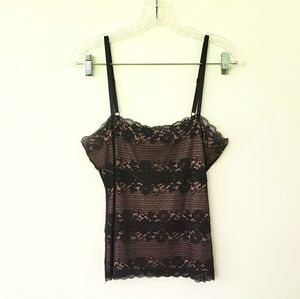 WHBM Lace Cami Size M